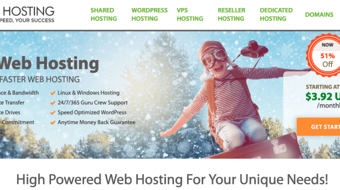 A2 Hosting Black Friday Deals [2019 Verified] – 68% OFF