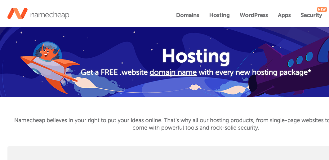namecheap-hosting