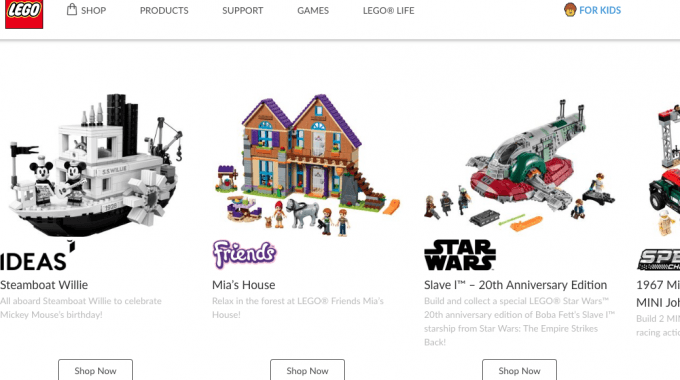 LEGO Black Friday 2019 Deals & Sales