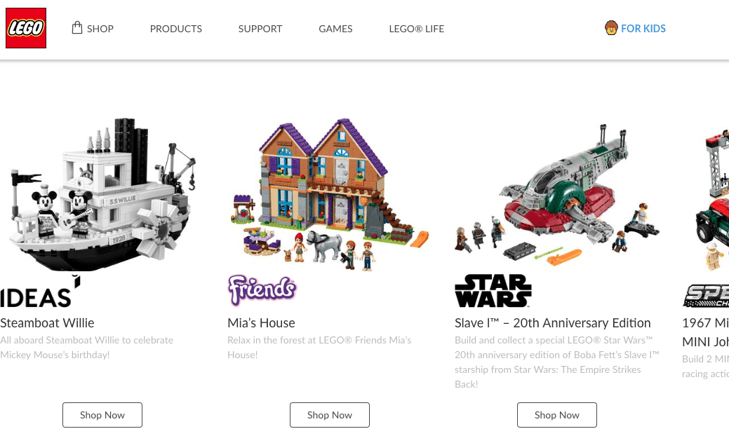 LEGO Black Friday [year] Deals & Sales- Get max discount 1