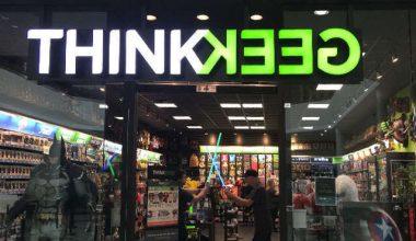 ThinkGeek Black Friday 2019