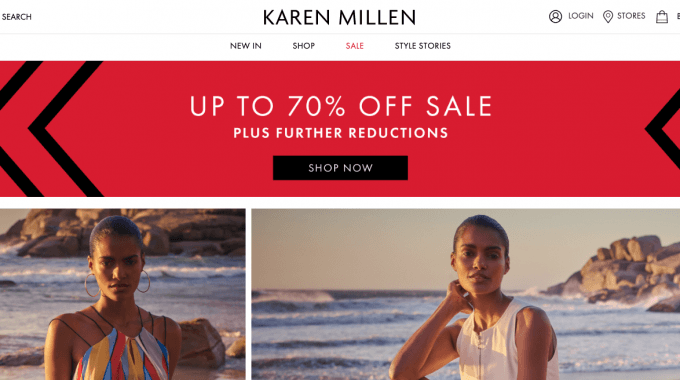 Karen Millen Black Friday 2019 Deals, Sales & Ads