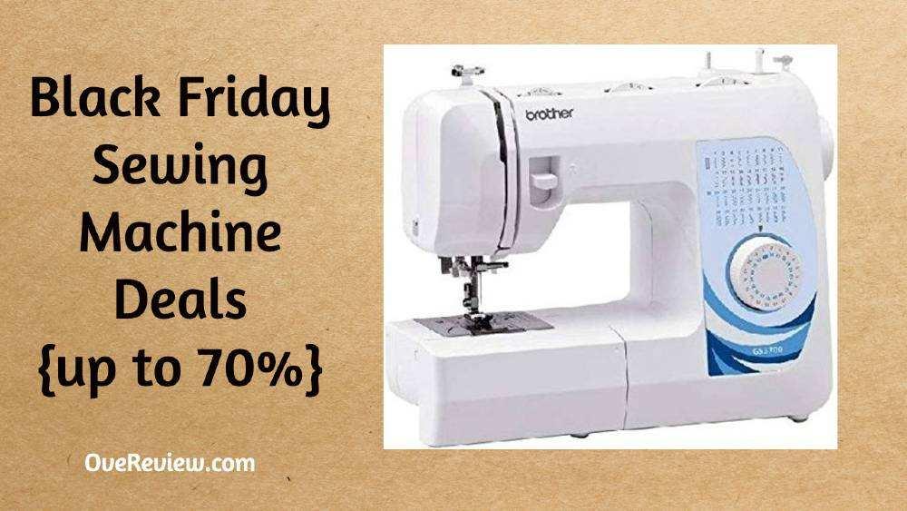 Black-Friday-Sewing-Machine