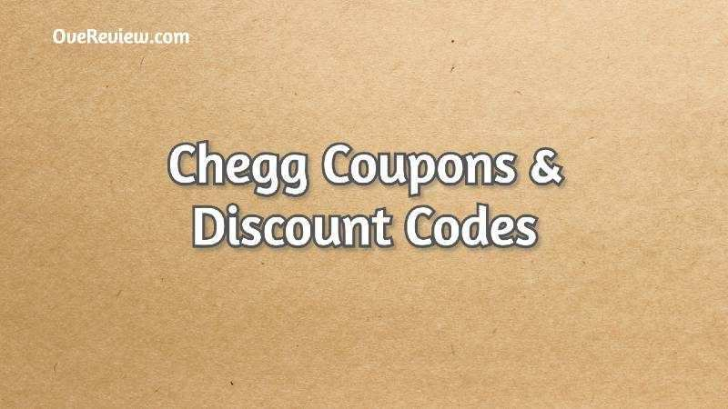 Chegg)_Coupons_Codes
