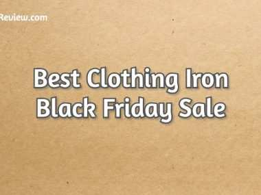Best Clothing Iron Black Friday Sale [year] - Discount NOW! 5