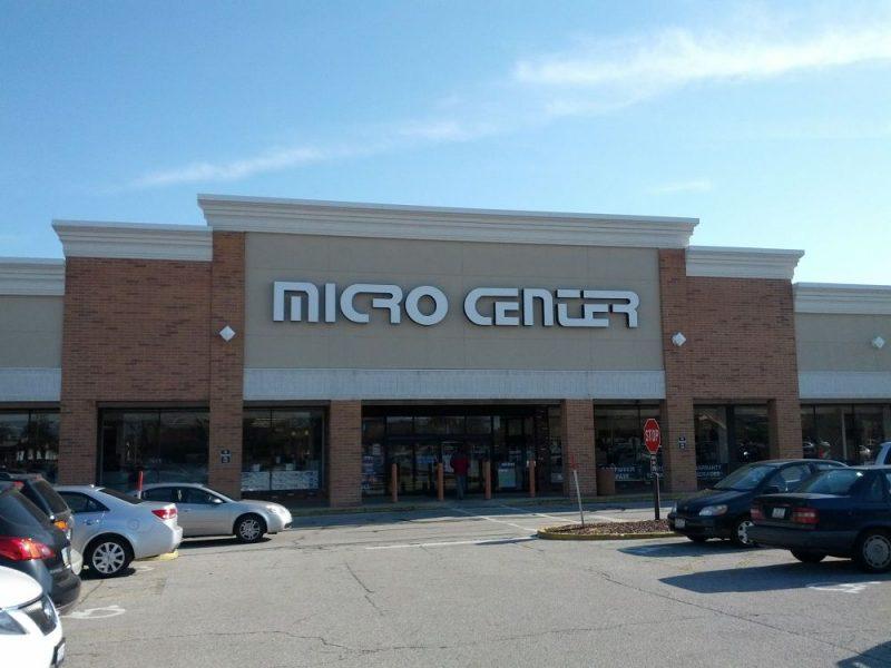 Micro Center black friday