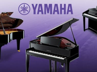 Yamaha Black Friday sale