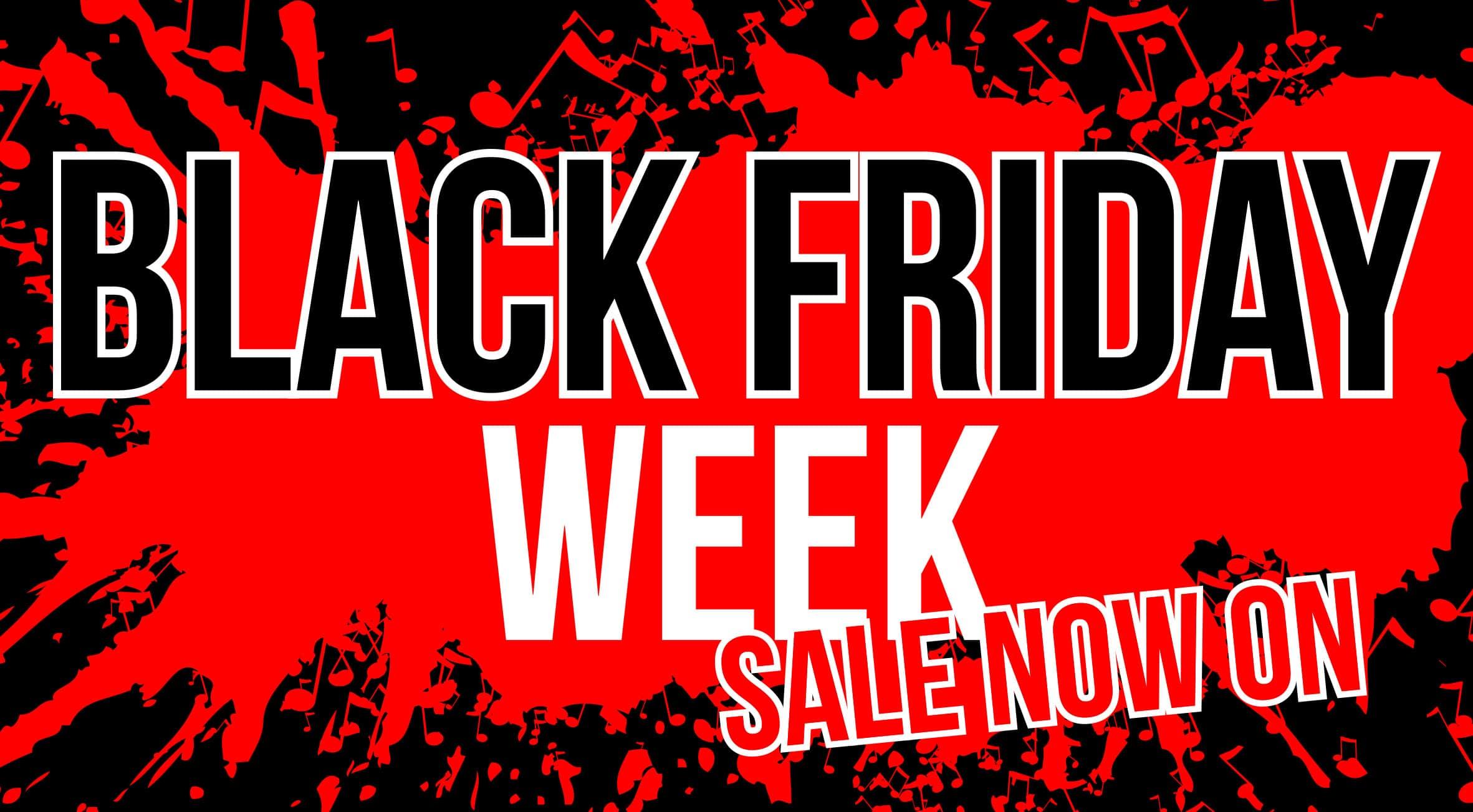 Yamaha Black Friday ads