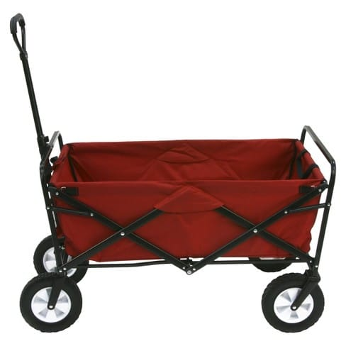 portable wagon review