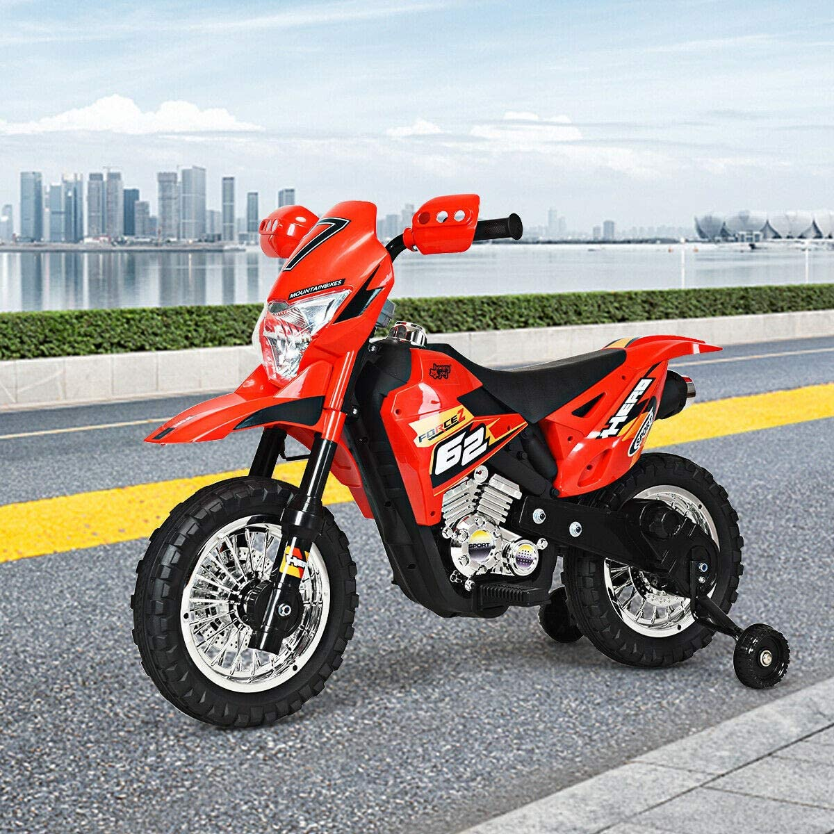 Top 10 Best Electric Motorcycles for Kids of [year] - Buying Guide 7