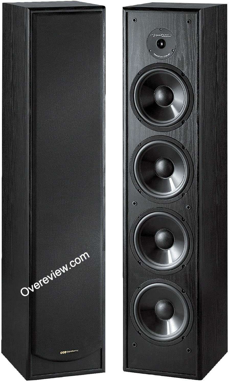 15 Best FloorStanding Tower Speakers of [year] - {Buying Guide} 8