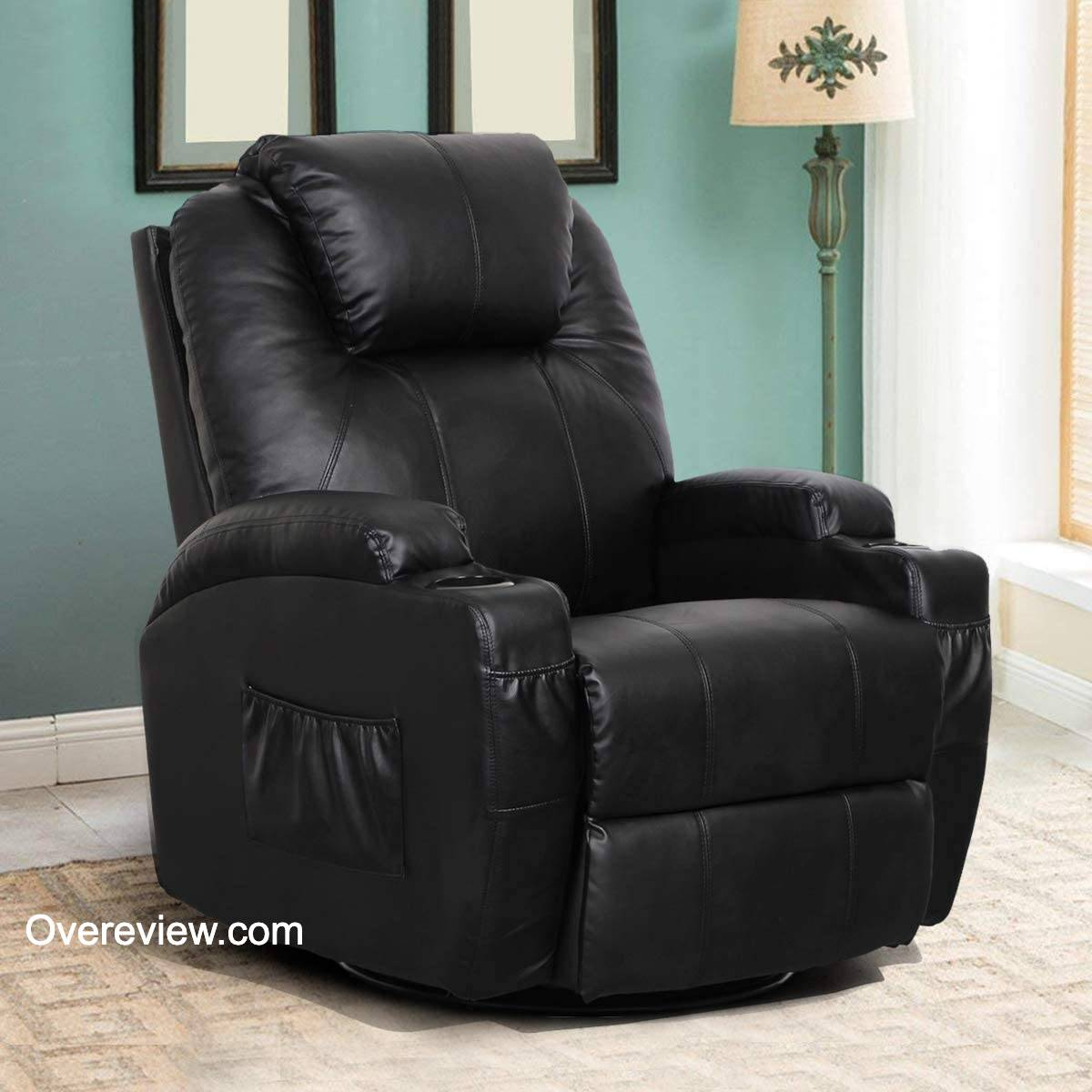 Best 15 Most Comfortable Recliners {Buying Guide} Reviews - [year] 14