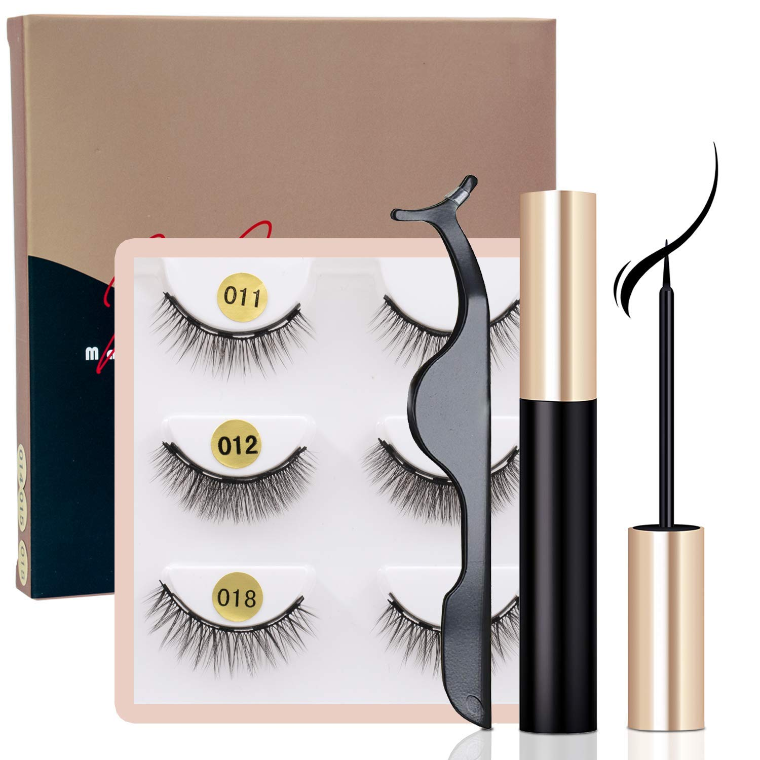 15 Best Magnetic Eyelashes of [year] 16
