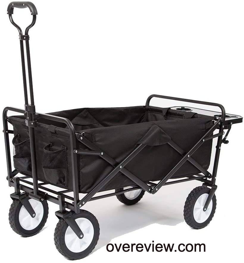 Top 15 Best Portable Folding Wagons {Buyer's Guide} Review [year] 10