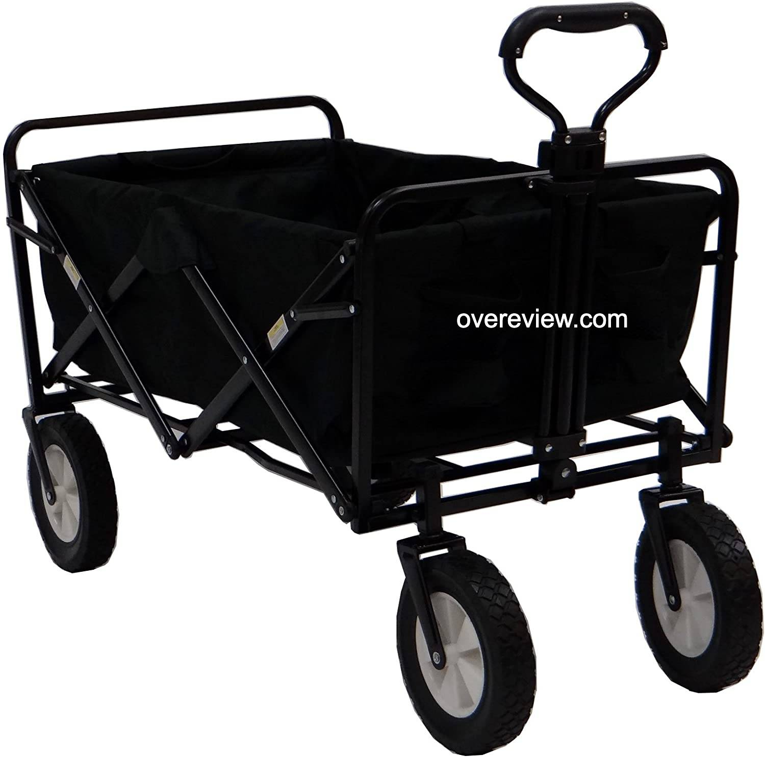 Top 15 Best Portable Folding Wagons {Buyer's Guide} Review [year] 14
