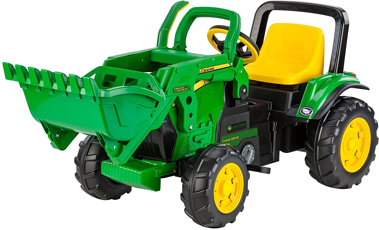 Top 15 Best Kids Riding Tractors in [year] Reviews 5