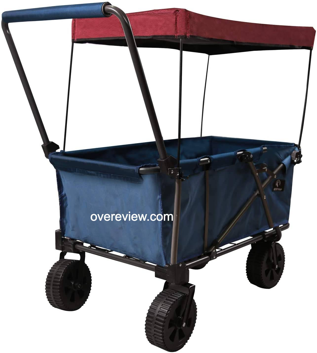 Top 15 Best Portable Folding Wagons {Buyer's Guide} Review [year] 15