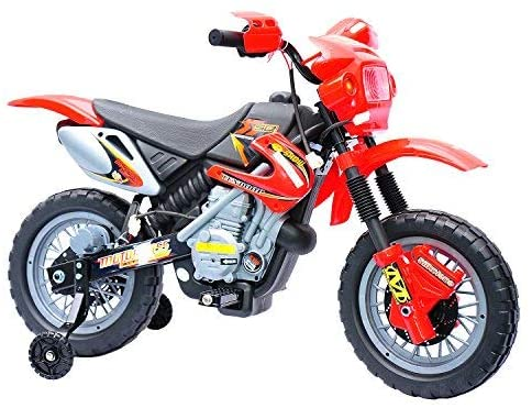 Top 10 Best Electric Motorcycles for Kids of [year] - Buying Guide 10