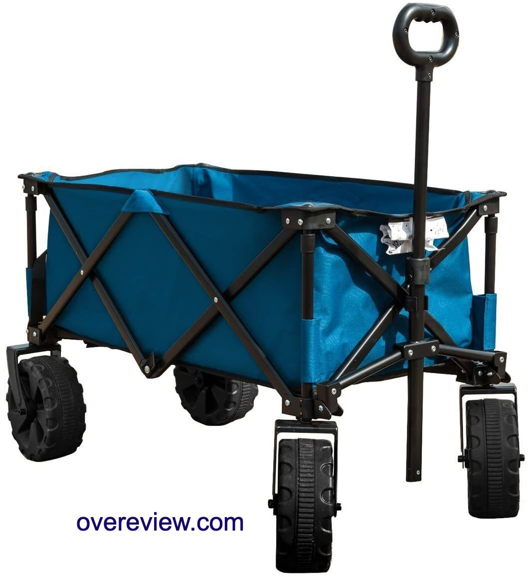Top 15 Best Portable Folding Wagons {Buyer's Guide} Review [year] 13