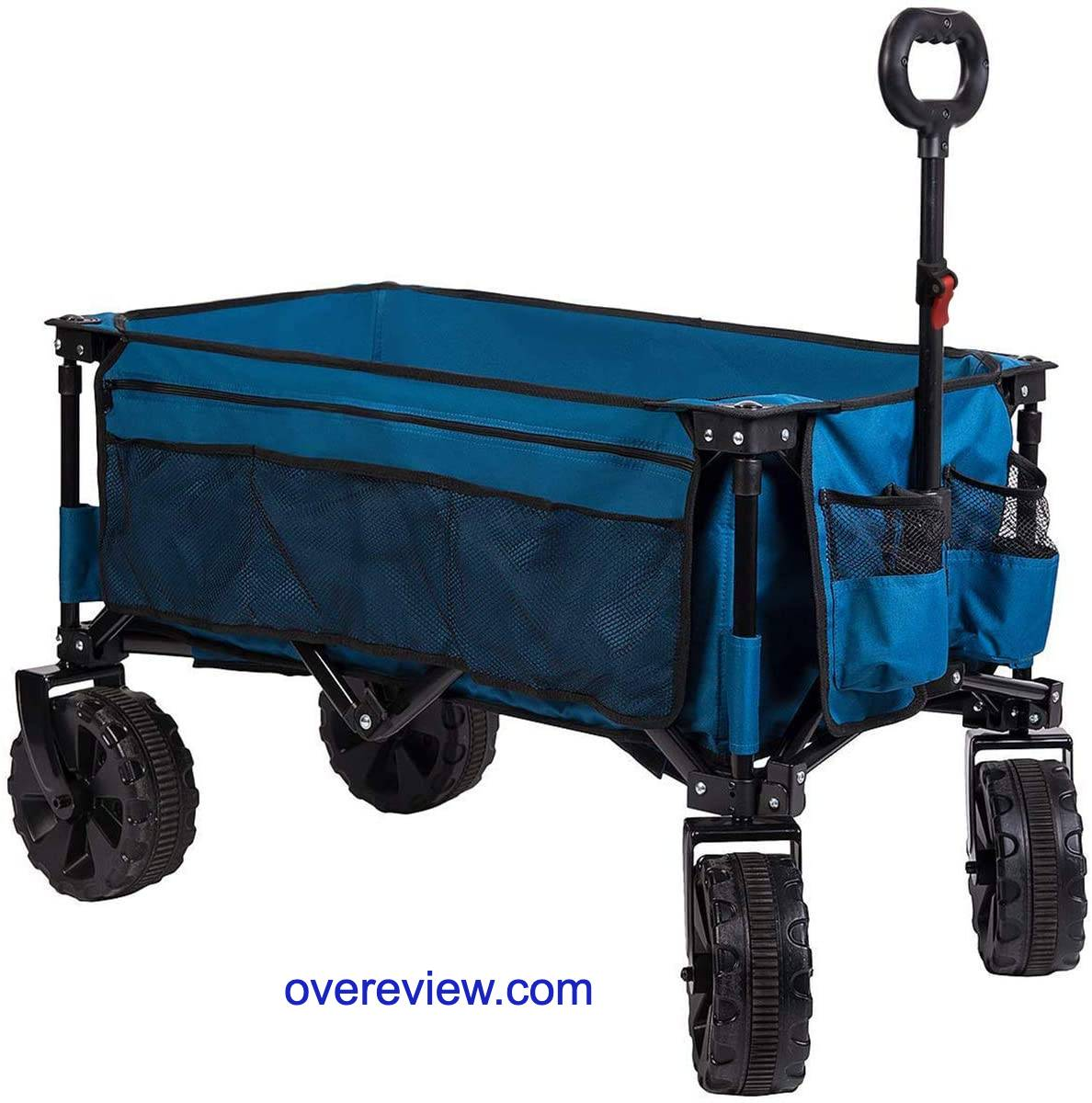 Top 15 Best Portable Folding Wagons {Buyer's Guide} Review [year] 3