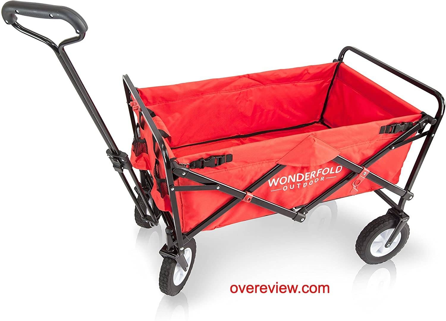 Top 15 Best Portable Folding Wagons {Buyer's Guide} Review [year] 5