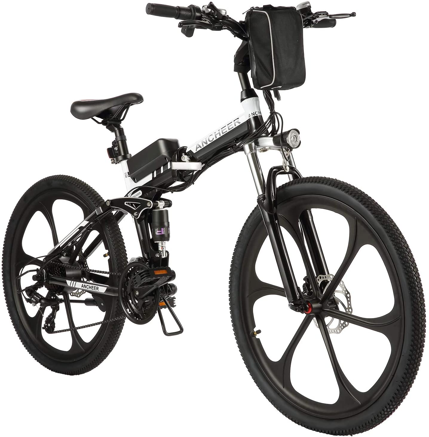 Best 10 Folding Mountain Bikes of [year] Reviews & Guide 5