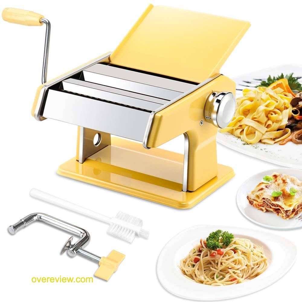 Best Pasta Maker Review - Top 14 List of [month] [year] 3