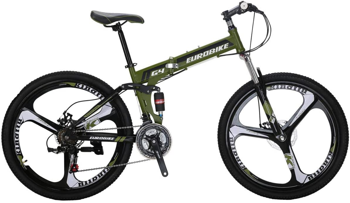 Best 10 Folding Mountain Bikes of [year] Reviews & Guide 4