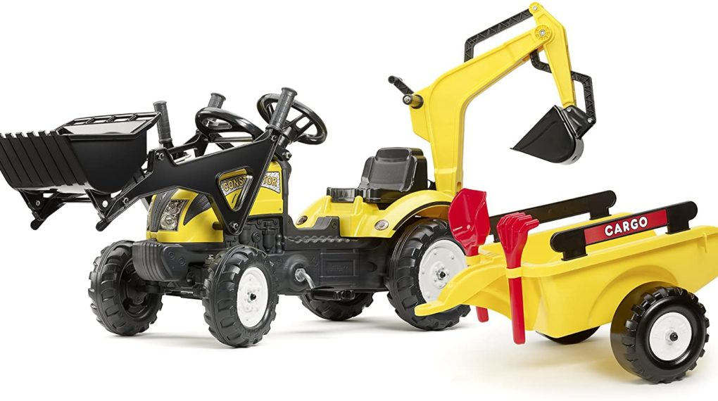 Top 15 Best Kids Riding Tractors in [year] Reviews 11