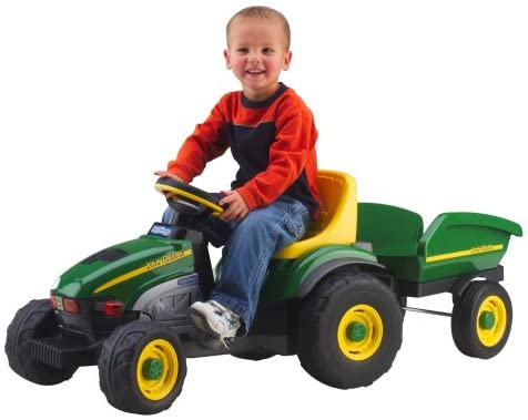 Top 15 Best Kids Riding Tractors in [year] Reviews 2