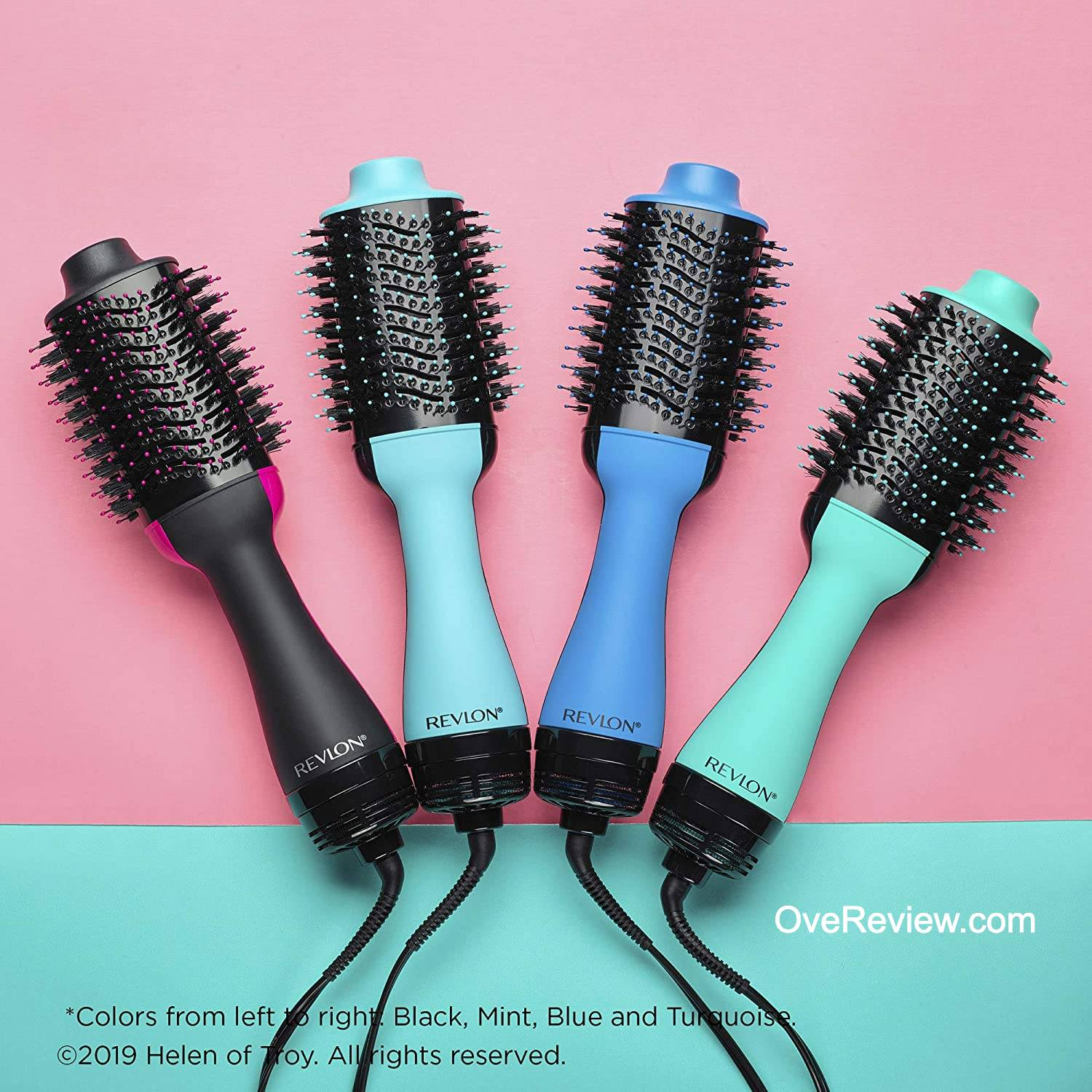 Top 10 Best Hair Straightening Brushes Reviews {Buying Guide} [year] 5