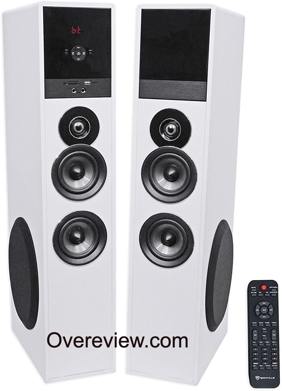15 Best FloorStanding Tower Speakers of [year] - {Buying Guide} 16