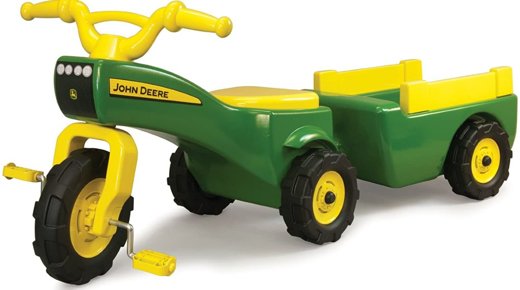 Top 15 Best Kids Riding Tractors in [year] Reviews 12