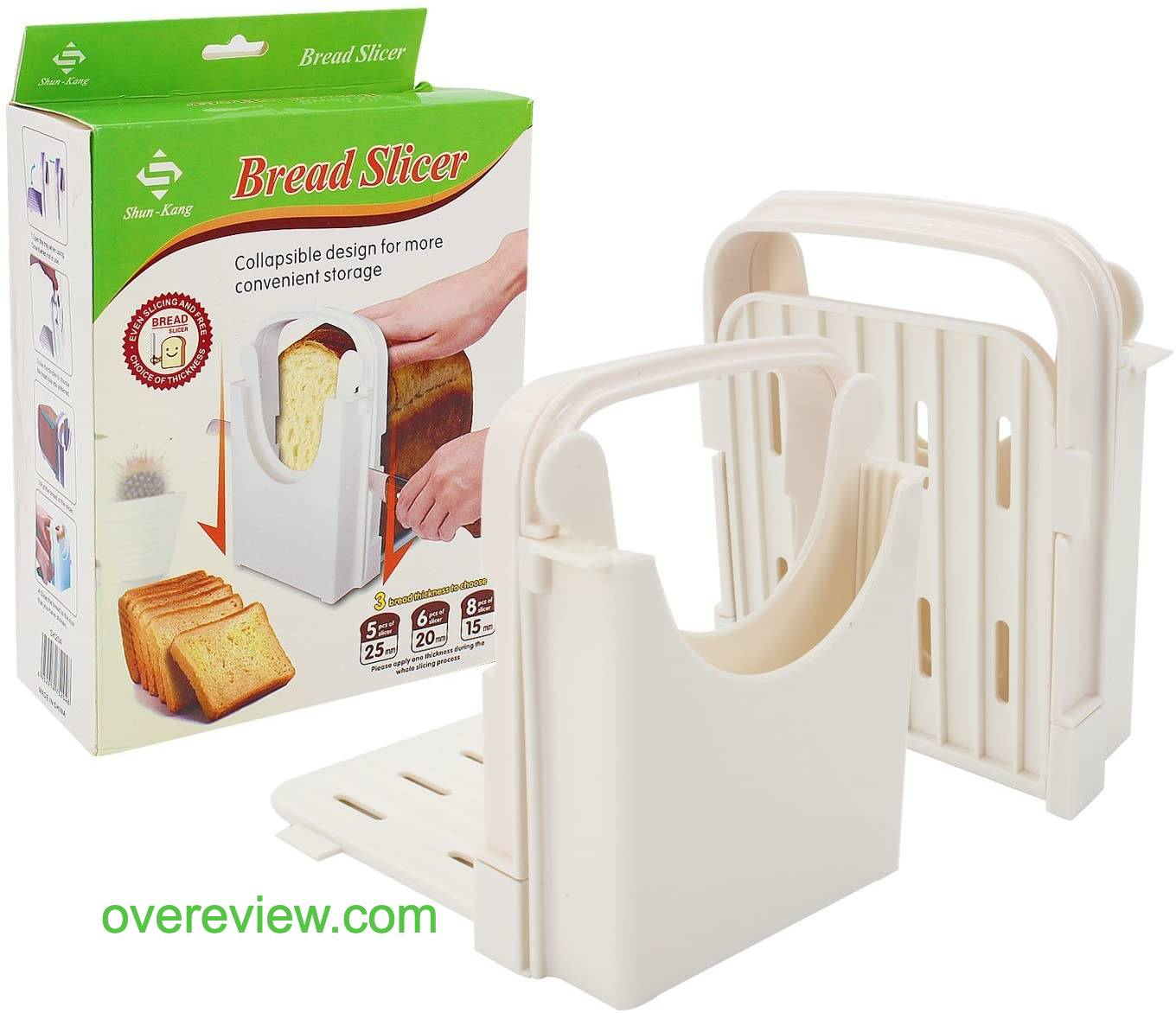 Top 15 Best Homemade Bread Slicers Reviews of [year] 6