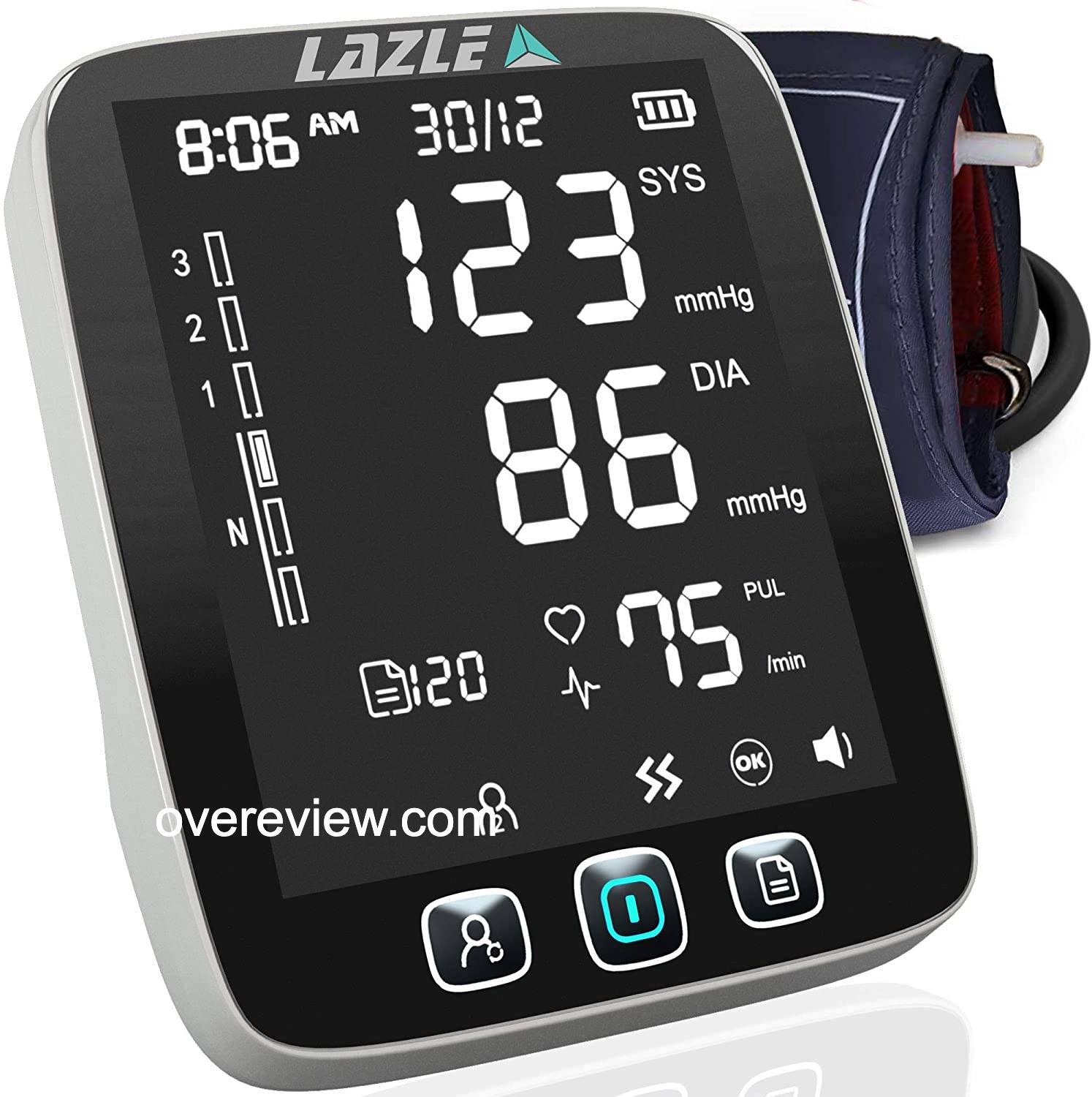 10 Best Blood Pressure Monitors of [year] - How to Choose? 7