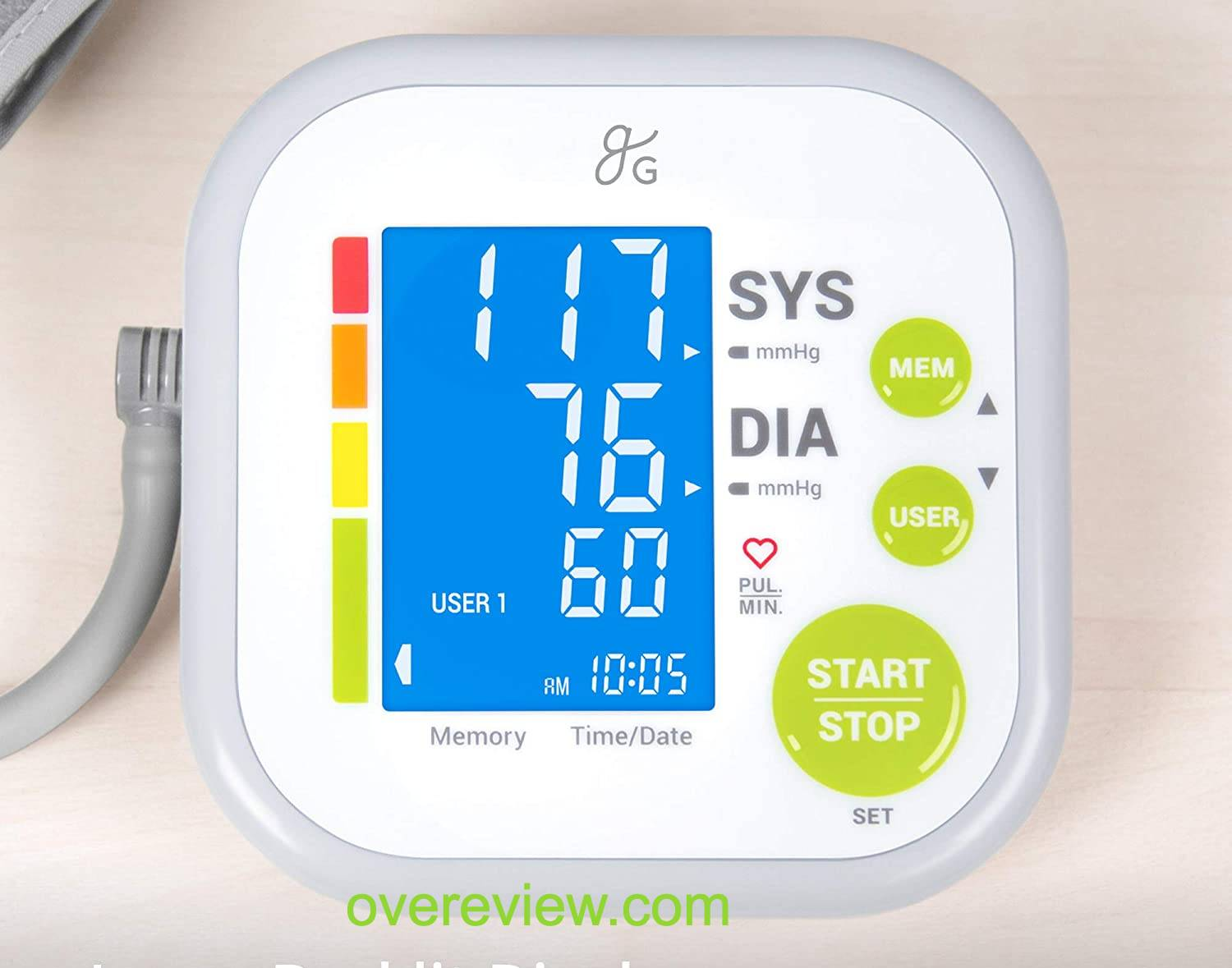 10 Best Blood Pressure Monitors of [year] - How to Choose? 2