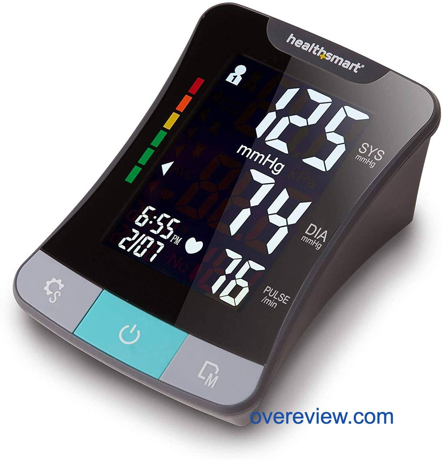10 Best Blood Pressure Monitors of [year] - How to Choose? 5