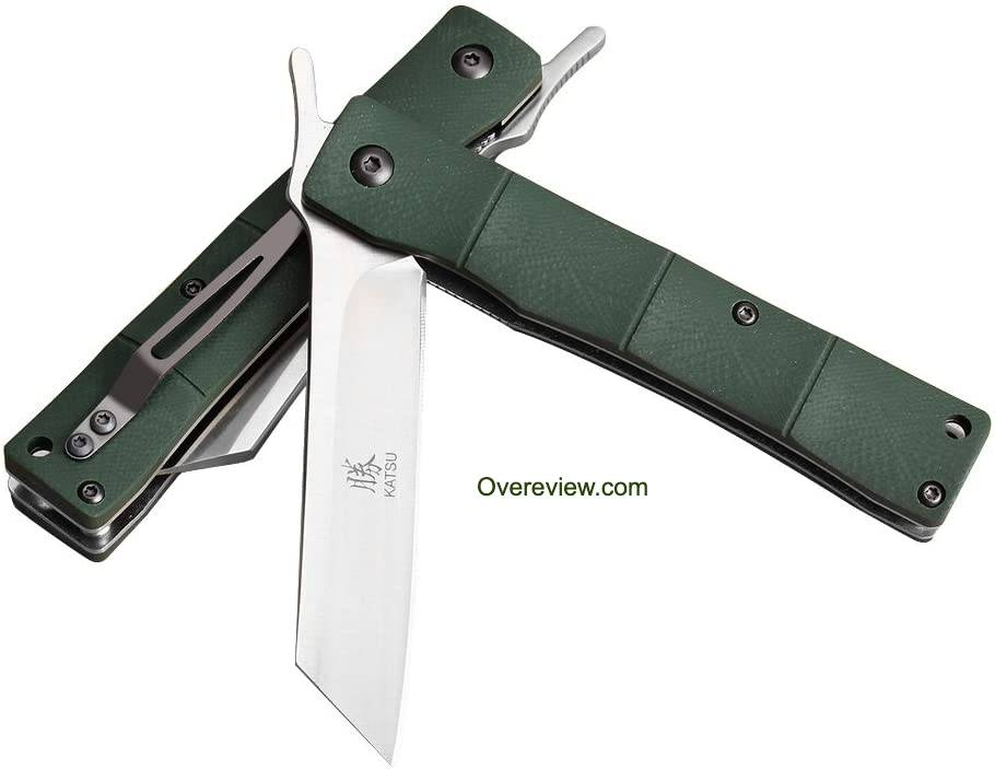 12 Best Pocket Knife in 2020 - [Buyer's Guide] 8