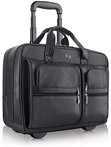 10 Best Rolling Briefcases for Business Travel + Review & Discount 5