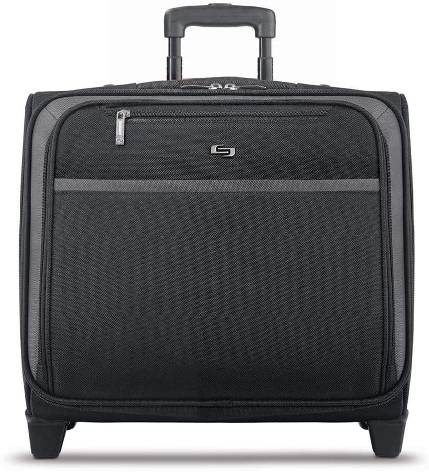 10 Best Rolling Briefcases for Business Travel + Review & Discount 4