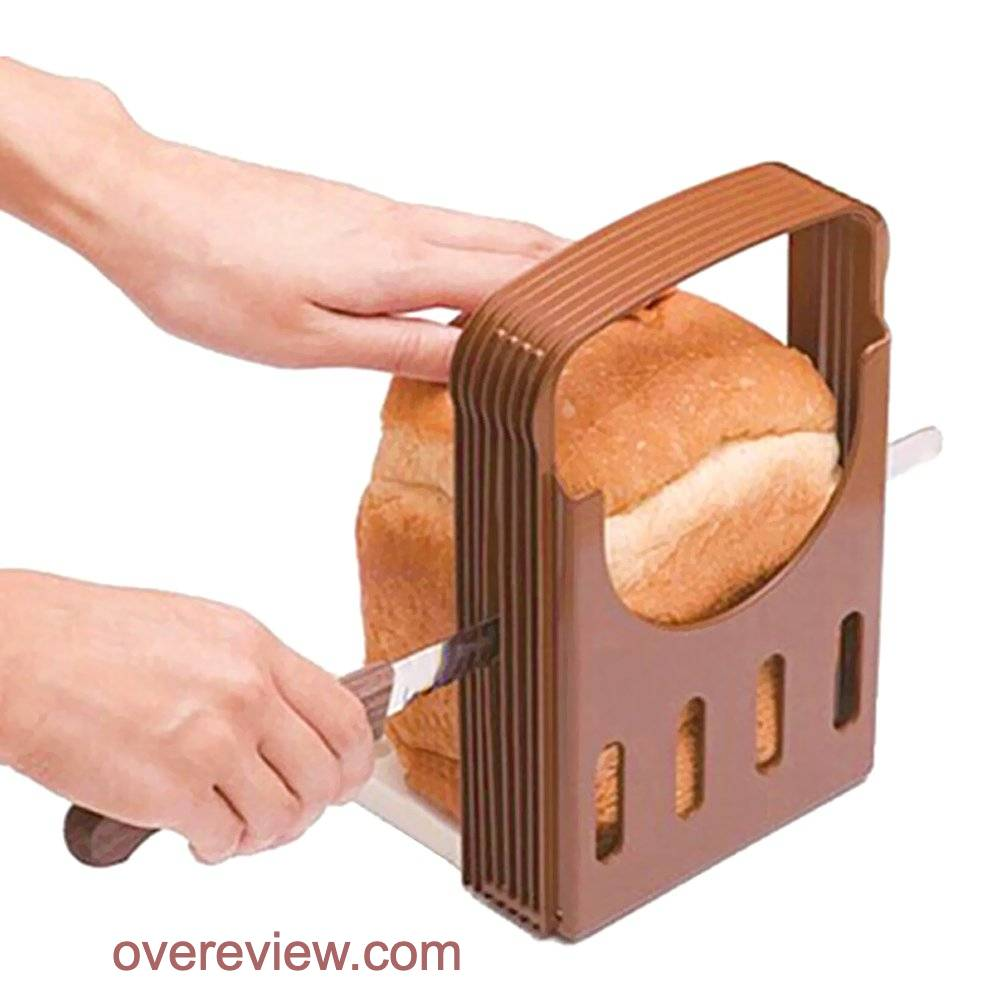 Top 15 Best Homemade Bread Slicers Reviews of [year] 10