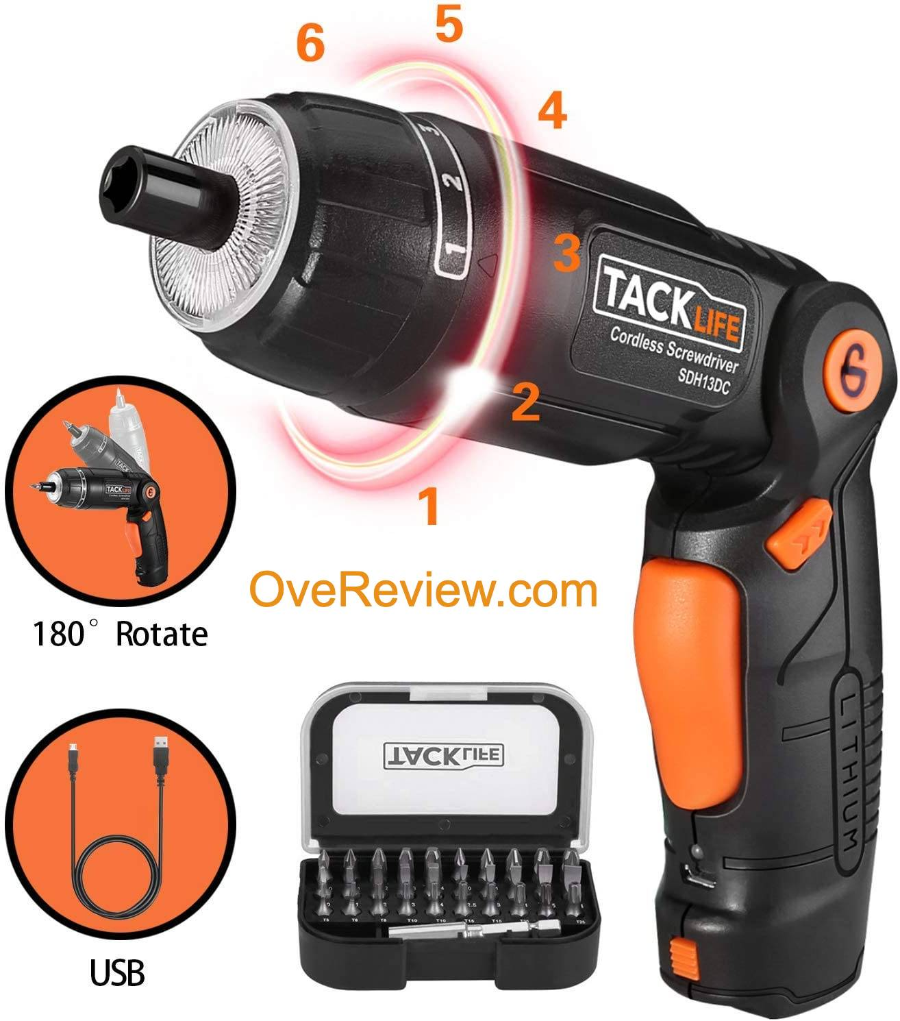 12 Best Cordless Screwdrivers of [year] - {Buyer's Guide} 9