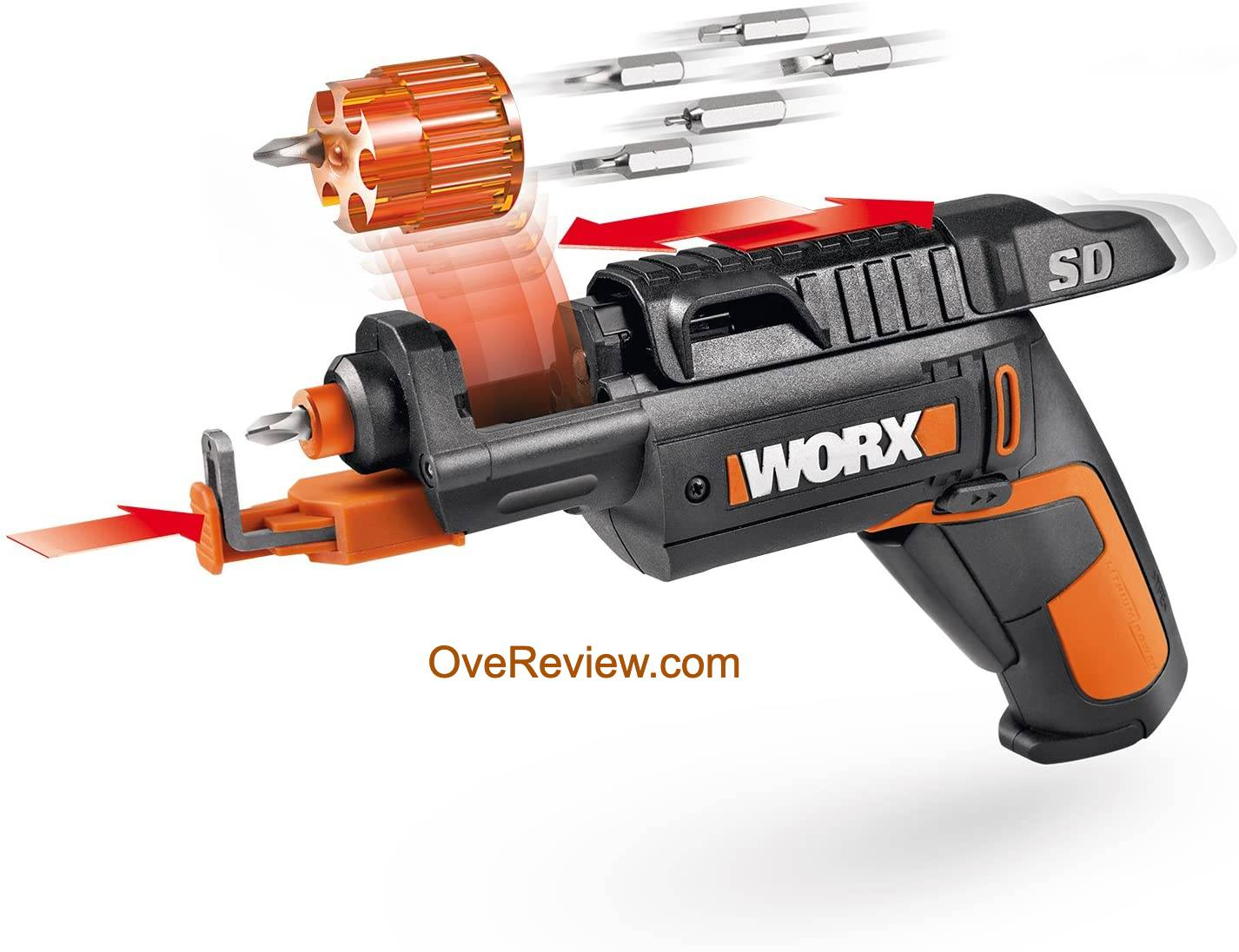 12 Best Cordless Screwdrivers of [year] - {Buyer's Guide} 8