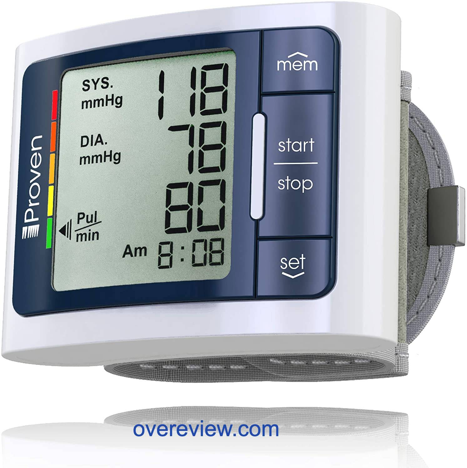 10 Best Blood Pressure Monitors of [year] - How to Choose? 3