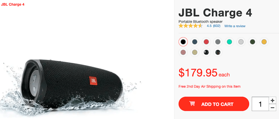 JBL Black Friday [year] deals, sales, and ads : Huge Discount 1