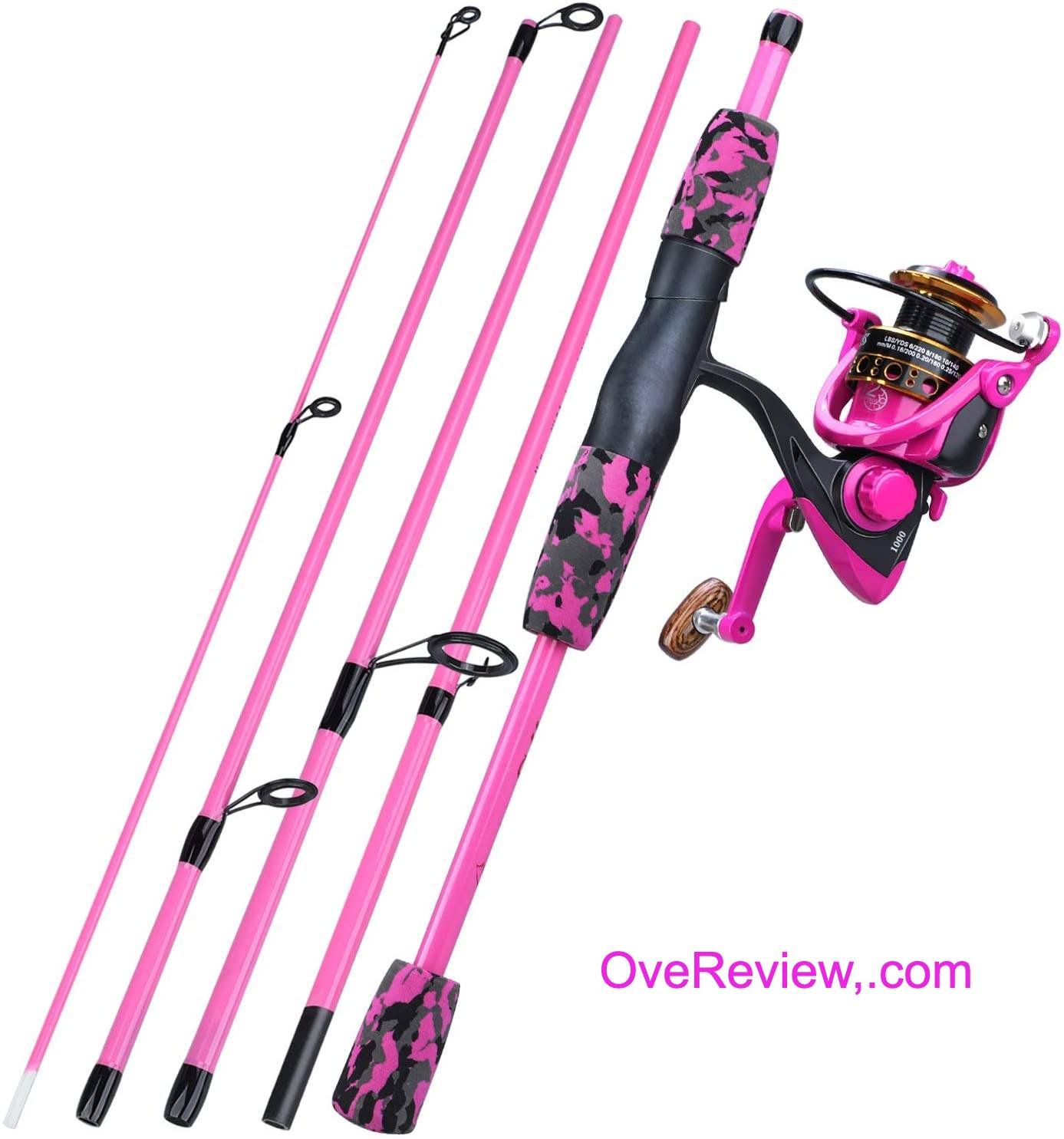 Top 12 Best Fishing Poles of 2021 - {Buyer's Guide} 4