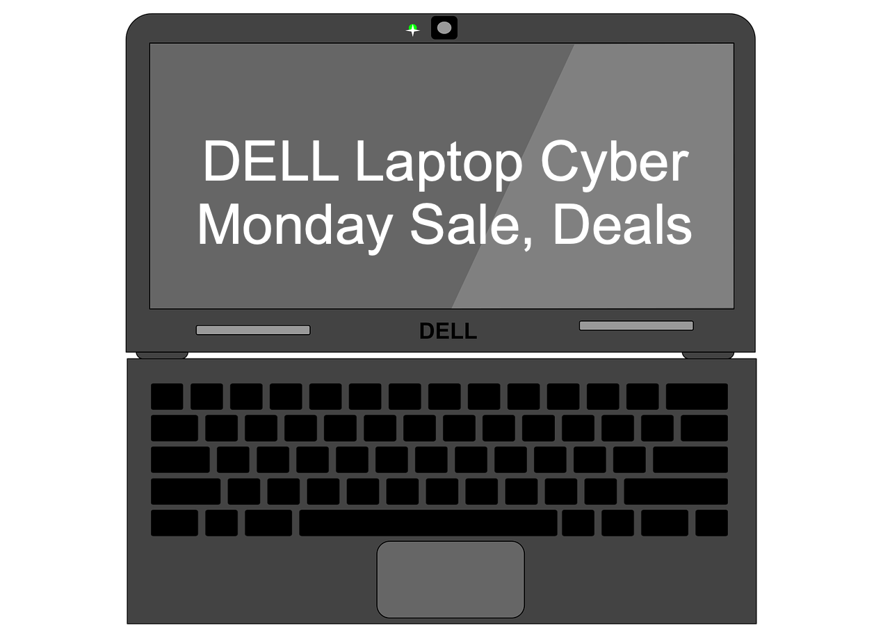 DELL Laptop Cyber Monday Sale, Deals