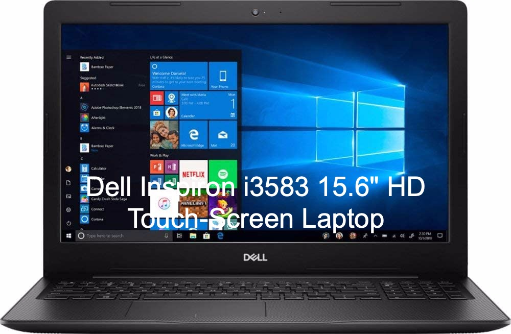 "Dell Inspiron i3583 15.6"" HD"