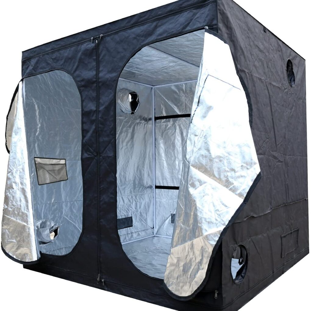 6 Best Small Grow Tents For Growing Indoor Plants [year] 9