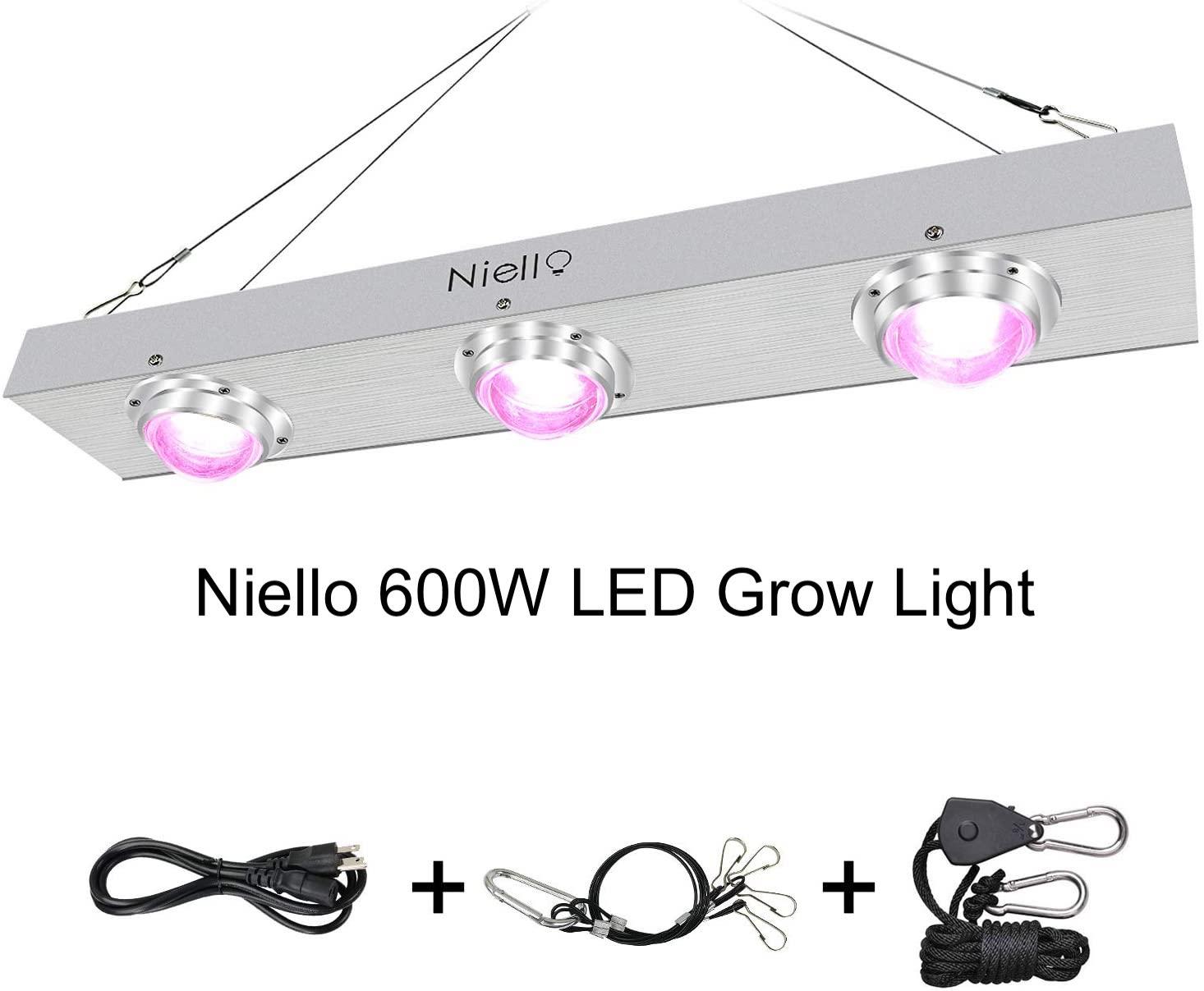 Niello 600W LED Grow Light